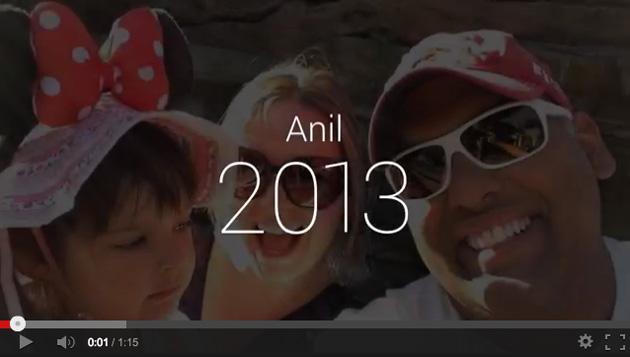 Google+ 自動將你的一整年的回憶製成影片,省下自行動手製的時間