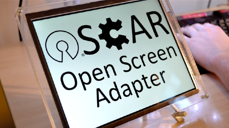 OSCAR Open Screen Adapter