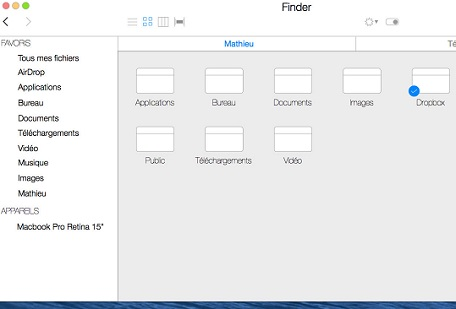 finder os x ios 7 design