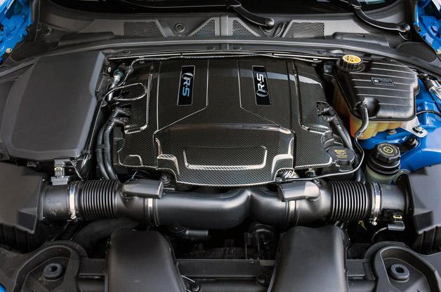 2013 Jaguar XFR-S engine