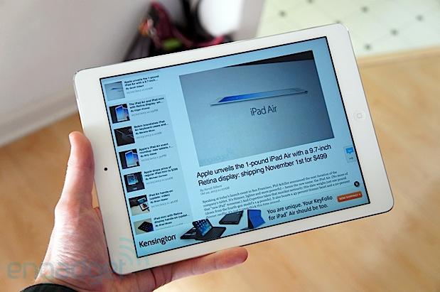 iPad Air 主站評測