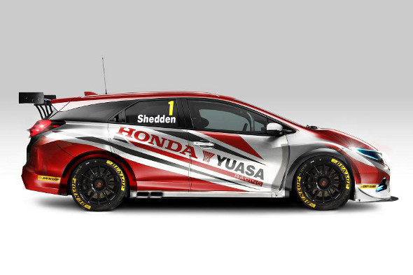 Honda Civic BTCC