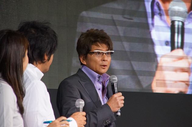 【東京オートサロン2014】哀川 翔プロデュースの潤滑油とは!?