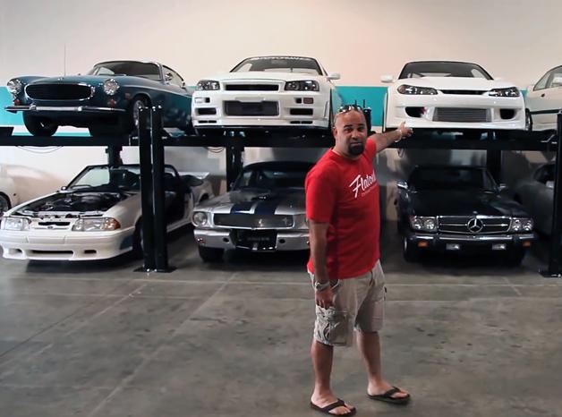 【ビデオ】「GT-R」「スープラ」なども所有 P・ウォーカーの愛車コレクション映像