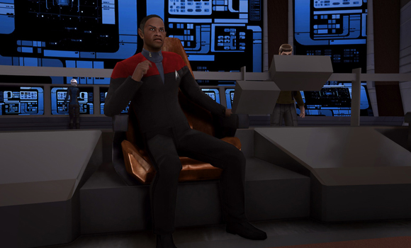 STO Tuvok in command chair