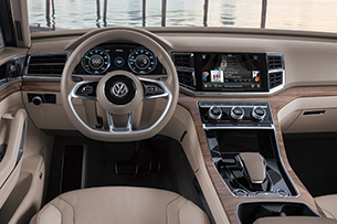 Volkswagen CrossBlue Concept - Autoblog