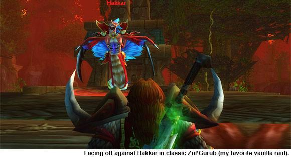 Level 60 ZG Hakkar