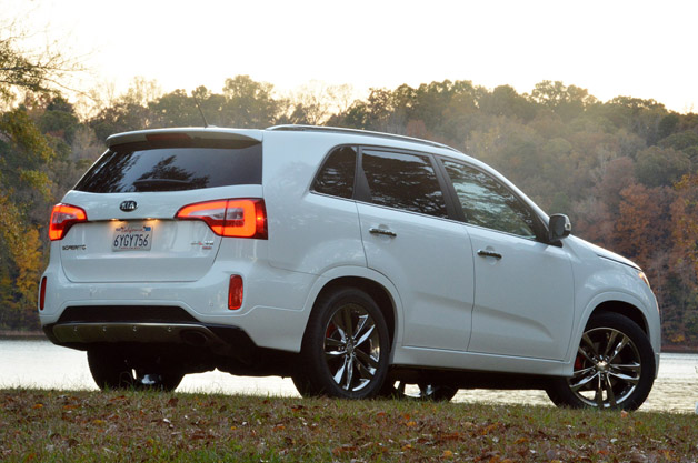 Wonderful 2014 Kia Sorento