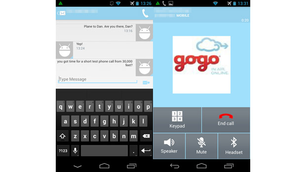 how to send a string of text message moto x