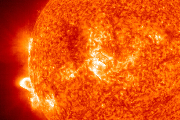 met office to forecast space weather