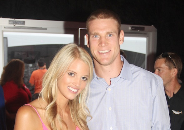 Mr and Mrs Tannehill