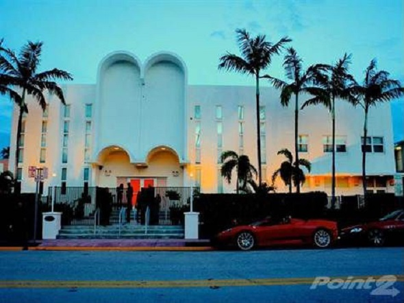 Temple House, 1415 Euclid Ave. Miami Beach