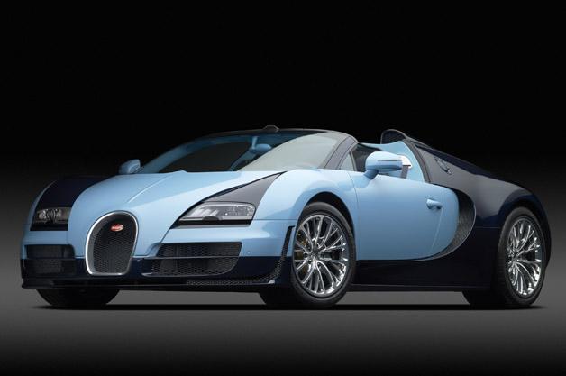 Bugatti Veyron Vitesse Meo Costantini Legend Edition