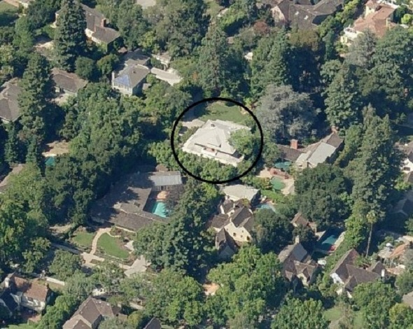 mark zuckerberg home palo alto