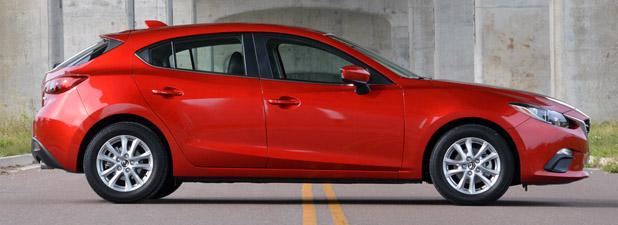 2014 Mazda3 ...