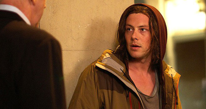 Cory Monteith in 'McCanick'