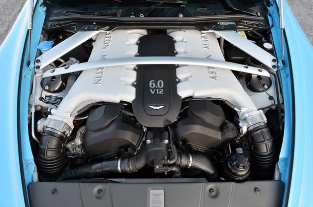 2015 Aston Martin V12 Vantage S Update Autoblog