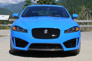 2013 Jaguar XFR-S front view