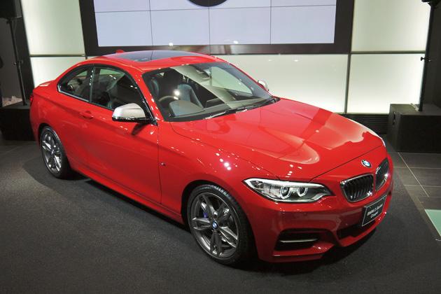 BMWジャパン、「2シリーズ クーペ」を発表! 高性能な「M235i クーペ」も!