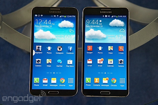 IRL: the Samsung Galaxy Round is a curved Note 3 that costs way too much