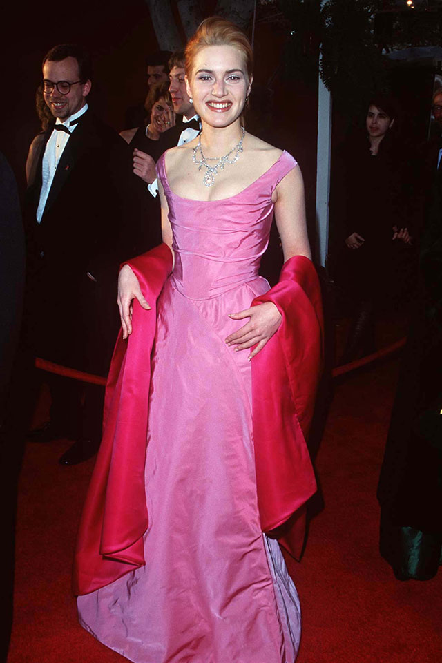 kate winslet at the oscars in 1996