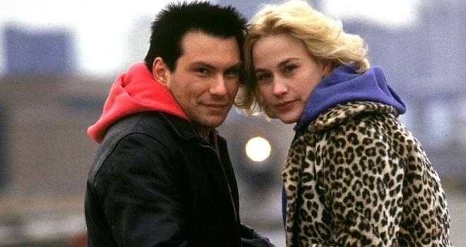 Christian Slater, Patricia Arquette