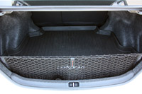 2014 Toyota Corolla trunk