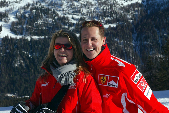 Corinna Schumacher buildng £10 million hospital room at their house