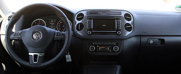 2014 Volkswagen Tiguan TDI