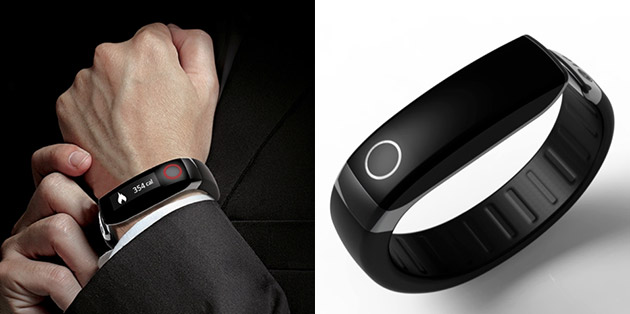 LG 公佈 Lifeband Touch 和 Heart Rate Monitor 耳機