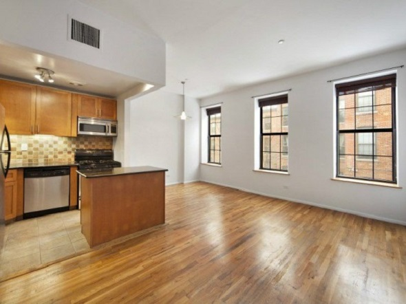 Jay-Z's former Brooklyn apartment