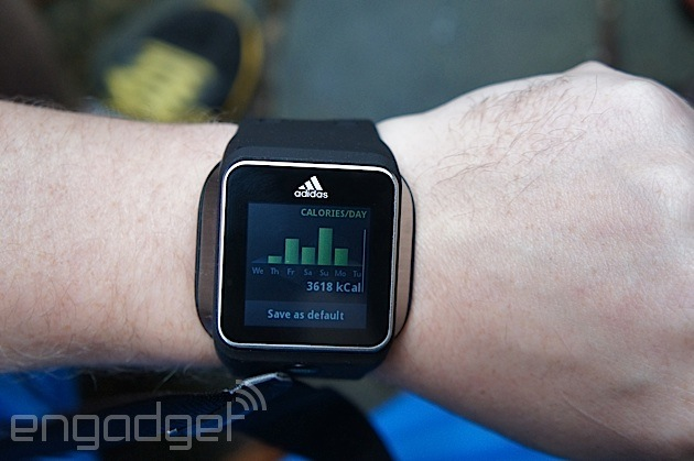 Adidas Micoach Smart Run Review The Almost Perfect