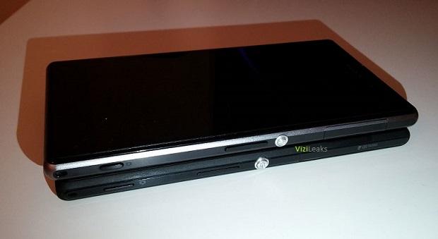 疑似 Sony Xperia G 实机图流出