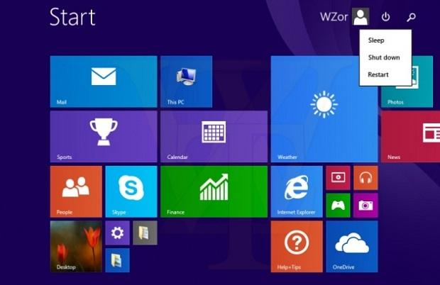 下一次 Windows 8.1 升級可能會預設成開機時跳過開始頁