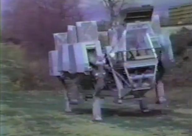 齊來透過這段四分半鐘的短片來回顧一下機械人的發展史吧