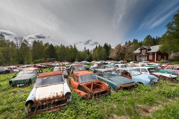 Local auto junk yards near me