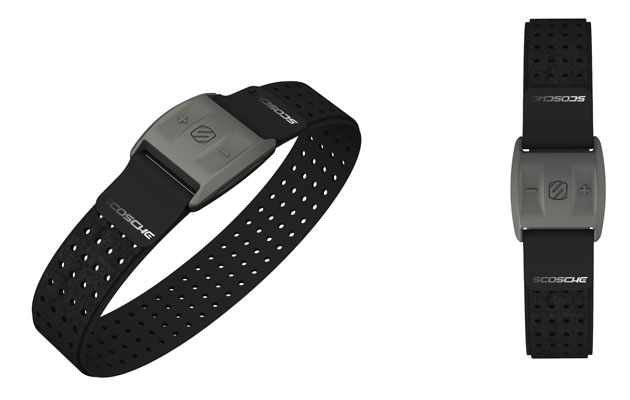 Scosche 推出 Rhythm Smart+ 臂帶,沒有手機幫忙也能記錄身體數據