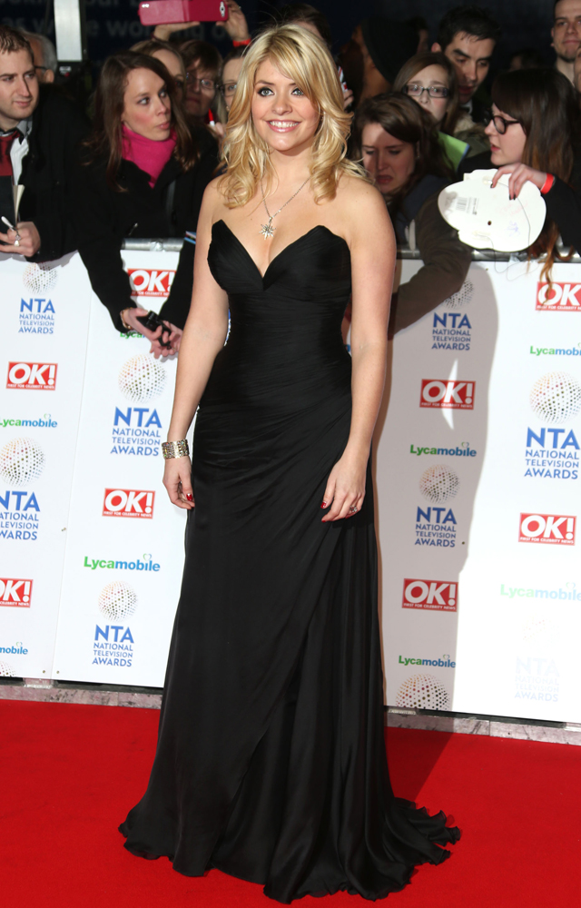Holly Willoughby National Television Awards This Morning