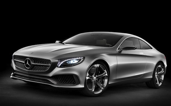 S-Class Coupe Concept