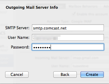 how to find a name and password for server macbook