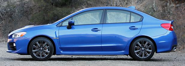 2015 Subaru Wrx Information