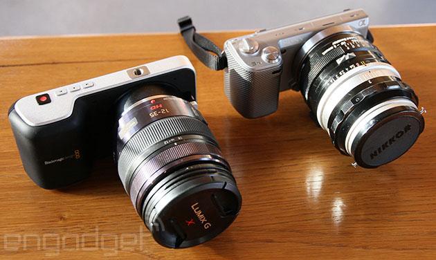 A closer look at the Blackmagic Pocket Cinema Camera