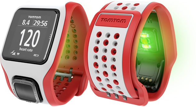 TomToms new GPS watches track your heart rate without a chest strap
