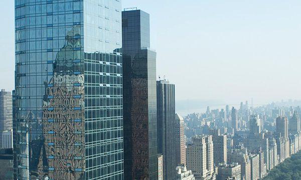 Residence Inn New York Manhattan Central Park The Tallest Hotel Building