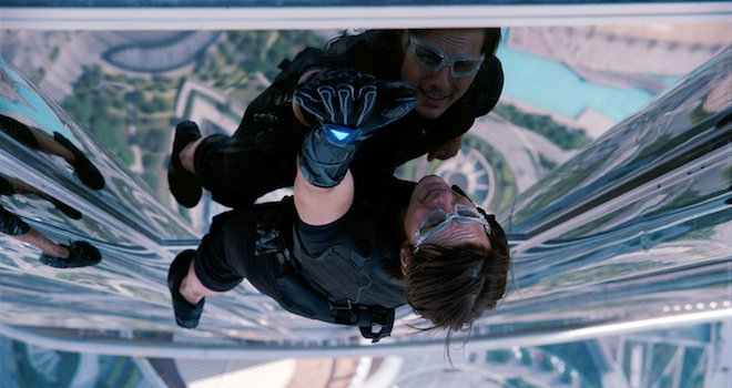 mission impossible 5 christmas day