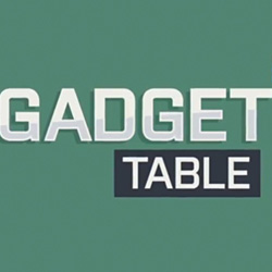 On the Gadget Table