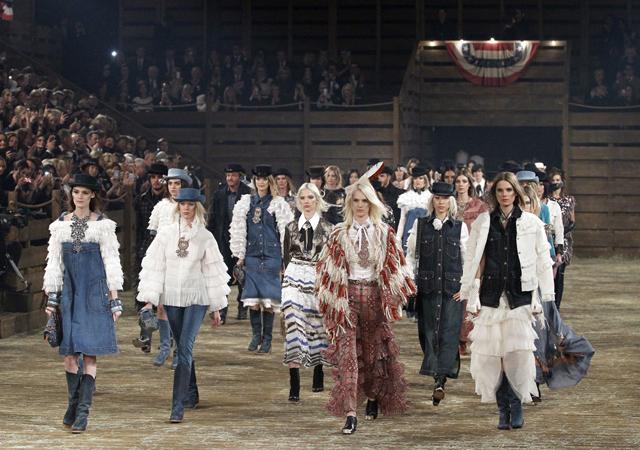 Chanel Metier D'Art Show Dallas