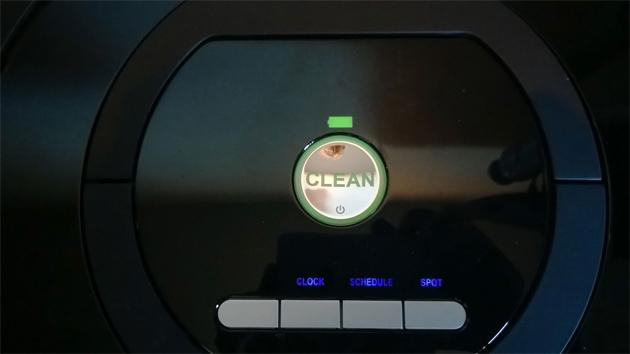 IRL: iRobot Roomba 700