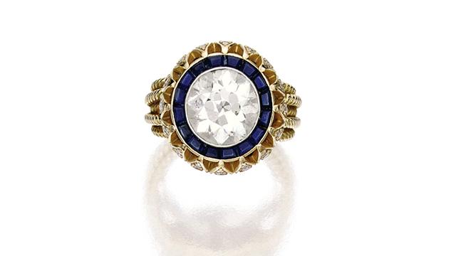 mary kate olsen's engagement ring