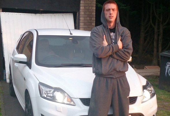 Dated: 11/11/2013 (note this image was taken from an open facebook page)copyright not known at present.  Pictured is Martin Li, 22, who was jailed for eight years after killing a teenage girl in a horror smash. Martin Li  was the driver of one of two cars involved in a head-on crash on the A695 at Dilston, near Hexham, Northumberland. The incident, which happened on August 25, killed 18-year-old Lucy Duggan, from Wall, Northumberland, who was travelling as a rear seat passenger in the Ford  Focus car Li was driving.   FAO: Tahira Mirza - Huffington Post
